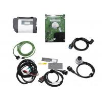 China Mercedes Star Diagnostic Tool MB SD Connect Compact 4 With HDD Software wholesale