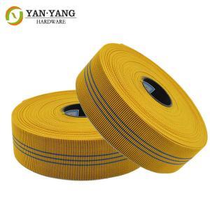 China hot Selling 50mm Sofa Elastic Webbing For Furniture Stretch Elastic Chair Webbing For Sofa / Chair Repair wholesale