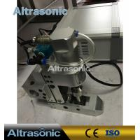 Buy cheap CE Ultrasonic Sealing Machine , Rubber And PVC Cutting And Sealing Machine from wholesalers