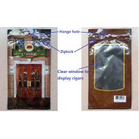 China Keep Cigars Fresh PE Cigar Humidor Bags With Classic Humidifed System wholesale
