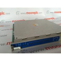 China Bently Nevada 3500 System 135137-01 I/O MODULE POSITIONER In stock wholesale