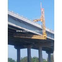 Buy cheap Volvo Fm400 8x4 22m Under Bridge Access Equipment Sidewalk 3.5m Flexibility from wholesalers