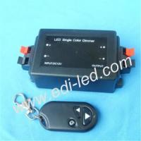 China IR LED Dimmer Switch 12V/24V Wireless Remote Control wholesale