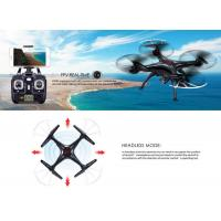 Quality X5SW WIFI FPV Real-Time RC Drone 2.4G 4CH Headless RC Quadcopter Camcorder W/ HD Camera for sale