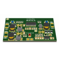 China Touch Key 3 Level DC 2A Growth Lamp PCB Assembly wholesale