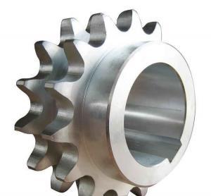 China Anti Rust Double Shaft Mixer Drive , Passive Sprocket Normalizing Treatment Processing wholesale
