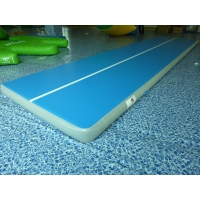 Buy cheap Customized Logo 6m Inflatable Gymnastics Air Track Mats from wholesalers