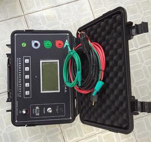 Buy cheap Megger 5kv Insulation Resistance Tester, Reliable Insulation Resistance Test Equipment from wholesalers