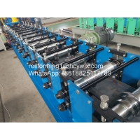 China 380v GI 1.5mm Steel Door Frame Roll Forming Machine wholesale