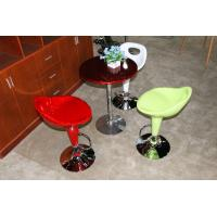 Quality ABS 360 Degree Swivel Bar Stool/ Cheap Morden Used Commercial Bar ChairH-103 for sale