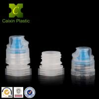 China Plastic Spout Top Cap with Flip Top Cap for Sport Drinking Pouch on sale