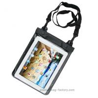 China 130cm Lanyard Waterproof Beach Pouch , Waterproof Valuables Pouch With Touch Responsive Front wholesale