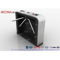China Reliable Easy Tripod Turnstile Gate Solution 35 Persons per Min Passing Speed wholesale