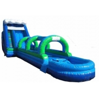 China Waterproof Commercial Grade Inflatable Water Slide wholesale