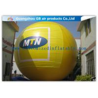 China Outdoor Giant Inflatable Advertising Balloon PVC Air Ball Custom Printed wholesale
