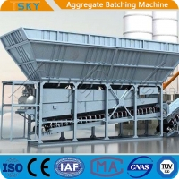 China PLD1600 Common Commercail Project Concrete Aggregate Weighing Batching Machine wholesale