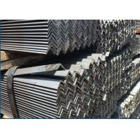 China Astm A36 Steel Angle Beam , 6 - 15m Length Custom Ss400 Mild Steel Equal Angle wholesale