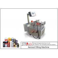 China Industrial Aerosol Can Electronic Weighing Machine For Aerosol Can Filling System wholesale