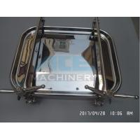 Quality Chinese Manufacturer Top Selling Sanitary Stainless Steel Tankmanhole Tank Rectangle Manhole for sale