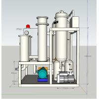 China Turbine oil cleaning system, emulsified turbine oil filtration machine, turbine oil purifier on sale