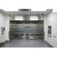 Quality Performance Dispensing Booth With Air Speed Adjustable , GMP Standard Weighting Room for sale