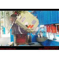 Buy cheap Industrial Hydraulic Steel Plate Edge Milling Machine For Seam Welding Line from wholesalers