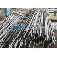 China ASTM A269 19.05 * 2.11 Heat Exchanger Tube Seamless Tubing Pickling / Soft Condition wholesale