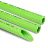 China Heat Enduring Plastic Ppr Pipe Bacteriological Neutral Iso Ce Standard wholesale