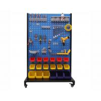 China Floor Standing Tool Display Racks / Movable Accessories Display Rack For Hardware Store wholesale