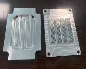 China 300 Gram Liquid Channel Seal Cold Plate Liquid Sealed Cooling Disc Heat Sink Friction Welding wholesale