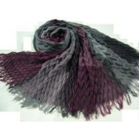 China Ruffly Polyester Scarf (HP-C2700) wholesale
