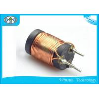 China 3 Pin Chokes Winding Magnetic Coil Induction With High Temperature Resistant wholesale