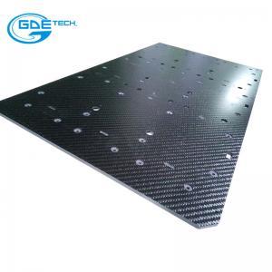 China Custom precision CNC service Carbon fiber cnc parts on sale