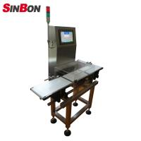 China Online Check Weigher Machine electronic belt scale conveyor wholesale