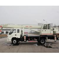 China 25 Ton Mobile Telescopic Boom Truck Crane For Transportation Multi Function wholesale
