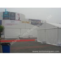China Rustless Aluminum Frame Outdoor Event Tent for Sound Facilities Exhibition wholesale