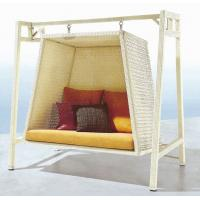 China Patio wicker swing chair--3107 wholesale