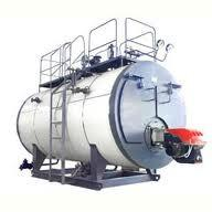 China 1 to 6t/h PLC control display operating parameter Industrial Oil Fired Steam Boiler wholesale
