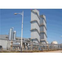 Quality Chemical Industrial Air Separation Plant 2000 m3/h For Liquid Nitrogen , Low pressure for sale