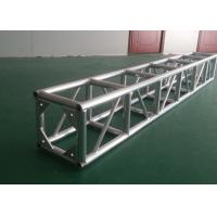 China Multipurpose Aluminium Alloy Truss , Bolt Square Truss System 400*400 Millimeter wholesale