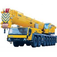 China Hydraulic Mobile Telescopic Boom Truck Crane With High Performance Engine wholesale
