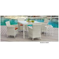 Buy cheap 6pcs side table 4 dining chair-8180 from wholesalers
