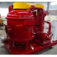 China Reliable quality hot sales drilling fluid vacuum degasser APZCQ for sale wholesale