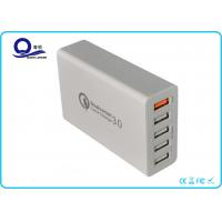 China Quick Charge QC 3.0 Multiple Port Desktop Charging Station USB Charger with Smart IC wholesale