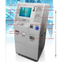 Buy cheap Automatic Bill Payment Kiosk High Brightness LED Touch Screen For Car Parking Lot from wholesalers