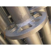 China Ringlock verticals 48.3*3.2mm Ringlock Scaffolding System HDG Surface wholesale