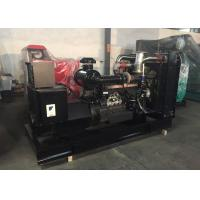 Quality 200KW / 250KVA Open Diesel Generator 400/230V Rated voltage for sale