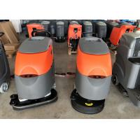 China Metal Handle Marble Floor Scrubber Dryer Machine Semi - Automatic wholesale