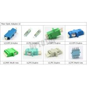 China Simplex / Duplex Fiber Optic Connector Adapters wholesale