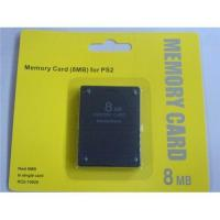 China PS2 real 8mb/16mb/32mb/64mb memory card on sale